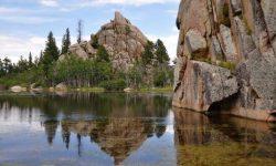 Parvin Lake